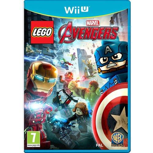 Lego Marvel Avengers Wii U £14.99 @ Toys R Us