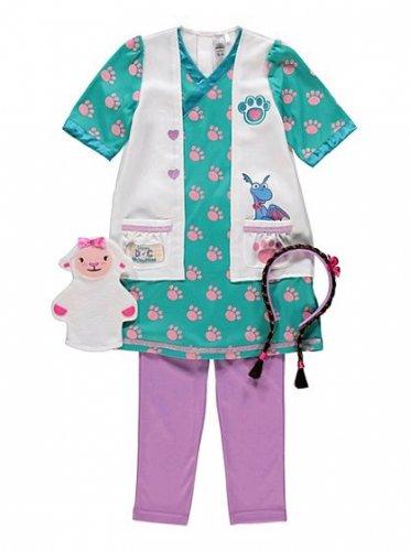 Disney Doc McStuffins Vet Costume £6 @ Asda