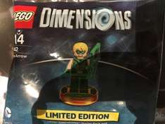 Lego Dimensions Supergirl Starter Pack PS4 with Green Arrow £64.99 @ GAME (In-store only maybe?) (Update: Supergirl+Green Arrow for £38 after trade-in @CEX)