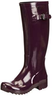 Aigle Brillantine Wellington Boots size 3.5 in purple from £7.27 @ Amazon