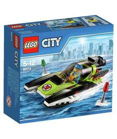 lego city racing boat at Argos for £4.50
