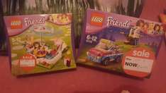 lego friends sets reduced to clear few on shelf not sure if national but well worth a look great for xmas £2.50 @ Asda