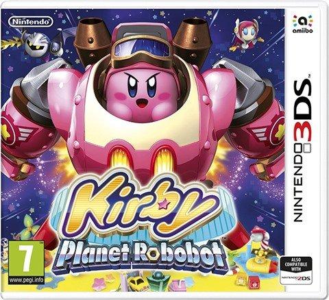 3DS - Kirby Planet Robobot £20.85/Zelda Tri Force Heroes £15.89 (Like New) @ BoomerangRentals
