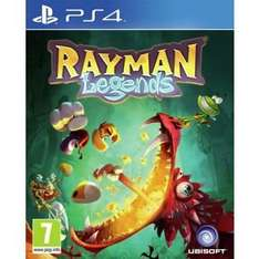 Rayman Legends Sony PS4 £11.99 Home Delivery Only @ Argos Online