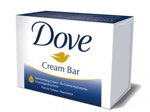 Dove Original Beauty Cream Bar 4 x 100g £1.30 online and instore @ Superdrug.