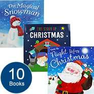 Bestselling This Week - 10 Childrens Books £10.00 The Works