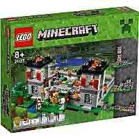 Lego minecraft the fortress £64.97 at asda