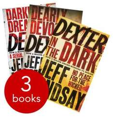 Dexter Collection - 3 Books (Collection) £3.49 plus £2.95 del (Free del over £25) @ The book people