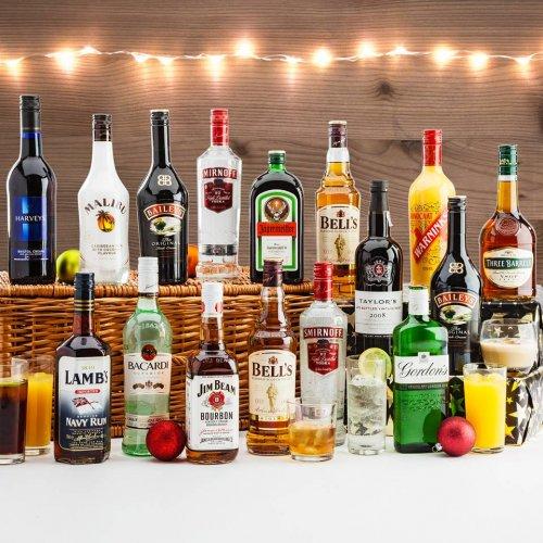 Own Brand Spirits and Alcohol deals @ Asda