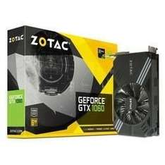 Zotac GeForce GTX 1060 GDDR5 6GB Mini Graphics Card with 5yr warranty £210.92 (with £4.95 delivery and £1 Which? Trial for £20 discount code) @ Laptopsdirect