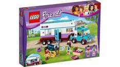 LEGO 41125 Friends Horse Vet Trailer Construction Set £23.33 @ Amazon