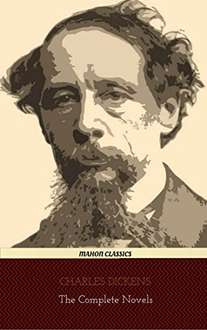 Charles Dickens: The Complete Novels Kindle Edition & Charlotte Perkins Gilman: The Complete Novels and Novellas  Kindle Edition   - Free Downloads @ Amazon