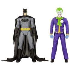 Batman & Joker Twin Pack (20 inches tall) was £49.99 now £19.99 free c&c available @ Argos