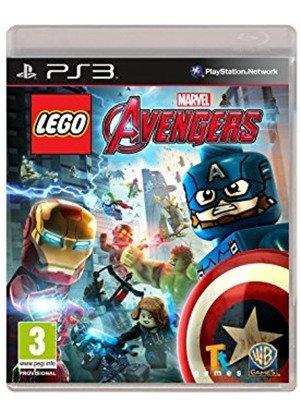 Lego Marvel Avengers PS3 - £12.99 @ Base.com