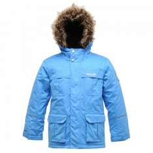 Regatta Doofus Boys Girls Kids Hooded Waterproof Insulated Jacket for £10.99 from Ebay/Portstewart (collect at Argos)