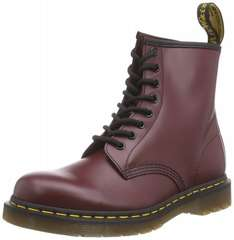 Dr. Marten's 1460 Original, Unisex-Adults' Boots - Cherry Red - Size 14 - only £20.22 delivered! @ Amazon