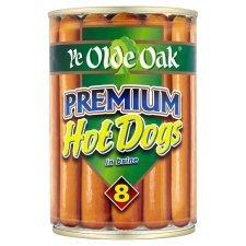 Fresh premium hot dogs!! Less than half price!! £0.50 @ Tesco