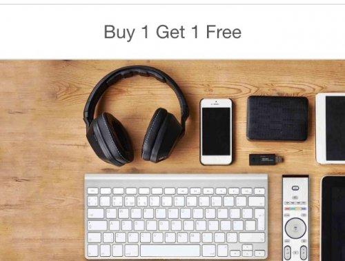 Vodafone Store eBay buy 1 get 1 Free