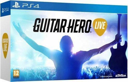Guitar Hero Live (Includes Guitar) PS4/XB1 @Tesco Direct £25.64 (Free C+C)