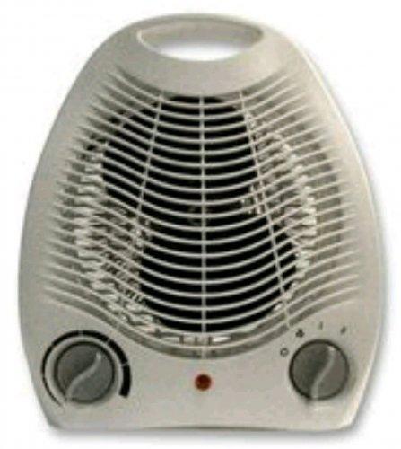 Fan Heater £7.17 at cpc