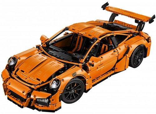LEGO Technic Porsche 911 GT3 RS 42056 - £179.05 @ Jadlam with code!!!