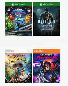 November Games With Gold (Super Dungeon Bros / Murdered: Soul Suspect / Monkey Island: SE / Far Cry 3 Blood Dragon)
