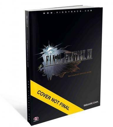 Final Fantasy XV: Standard Edition Piggyback Guide £2.49 @ Book Depository