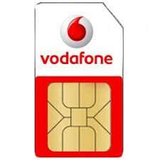 Vodafone 8GB + Unlimited+500Mb roaming with Vodafone Passport £11.90 p/m 12 months £142.80 + poss TCB = £7.69
