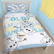 Disney Frozen Bedding, Olaf 1 x Single Duvet Cover and 1 x Pillowcase £6 @ Tesco - Free c&c