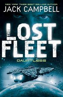 """Sci-Fi series """"The Lost Fleet"""" ebooks at 99p at the minute."""