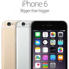 Refurbished Apple iPhone 6 16GB (Unlocked) Smartphone Good Condition Various Colours £269.99 @  GBG Phones / Ebay