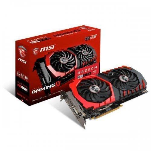 MSI Radeon RX 470 GAMING X 4GB £179.99 @ Novatech