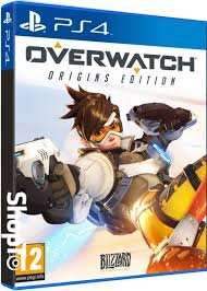 Overwatch -  Origins Edition (PS4) + Pin Badges £31.85 Delivered @ Shopto
