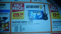 Guitar Hero Live £19.99 All Formats @ Toys R Us Instore