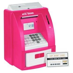 Pretty Pink Cash Machine £9.99 @ Argos Reduced From £22.99 (free C&C)