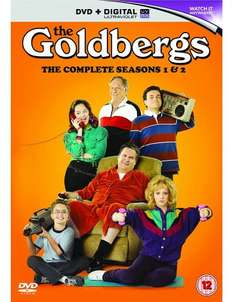 The Goldbergs - Season 1 & 2 - £19.99 (Prime) @ Amazon UK