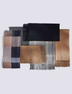 M&S Offer - Spend £40 or more on Clothing, home and beauty and receive a £25 wool scarf for only £5. Home event has started also!