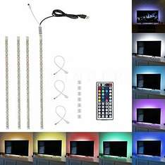 Light Strip with remote for TV Back Light @ 13.99 with Prime Sold by AlierKin Uk and Fulfilled by Amazon