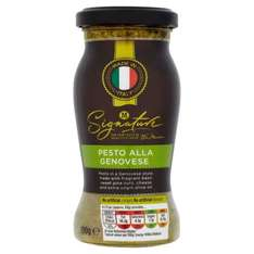Morrisons Genovese Pesto reduced to 33p!