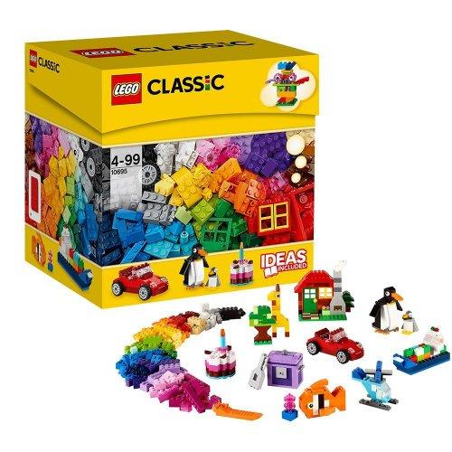 LEGO Classic 10695 Creative Building Box - prime £12.99 Amazon