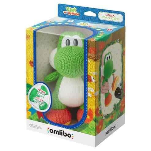 amiibo Mega Yarn Yoshi £20 (C&C) @ Tesco Direct