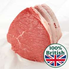 Morrisons beef roasting joint pricing glitch £4.97 per joint (in store)