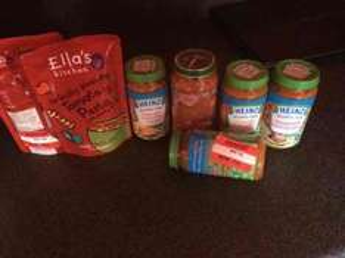 Asda instore - Baby food 30p a jar for 7 months plus, including Ella's kitchen.