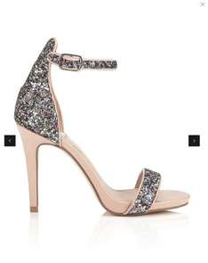 30% off Miss Selfridge going out shoes from £17.50 + Free Standard delivery with code