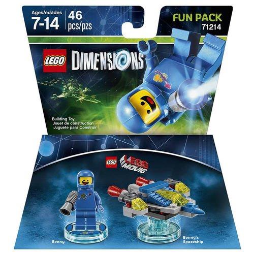 LEGO Dimensions LEGO Movie Fun Pack - Benny - £7.49 - Free C&C @ ToysRus