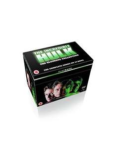 The Incredible Hulk - Complete Series 1 - 5 [24DVD] £17.99 @ Base