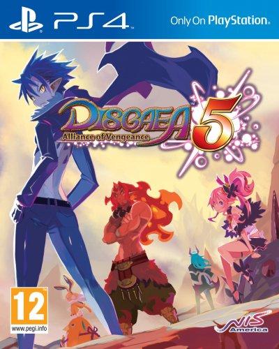 "Disgaea 5 PS4 ""As-new"" £20.87 @ Boomerangrentals"