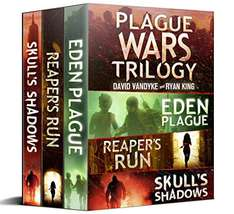 Save £6.98 - Sci Fi  Box Set  -  Plague Wars: Infection Day: The First Trilogy  Kindle Edition  - Free Download @ Amazon