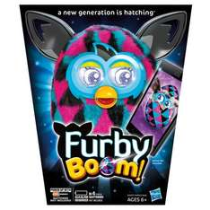 Furby Boom £20 @ The Original Factory Outlet (Instore or £4.99 home delivery)