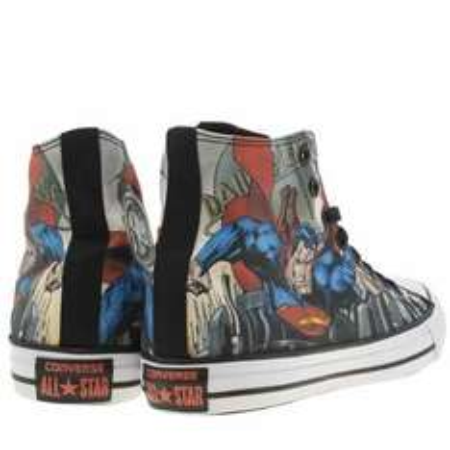 mens converse multi chuck taylor hi superman trainers £34.99 @ Schuh